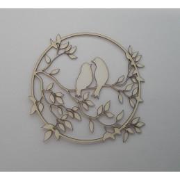 Фон-Птички на клонче-035