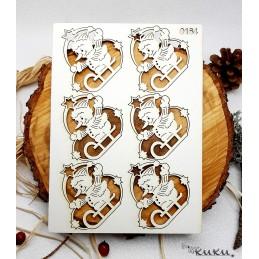 Сет 0164 Коледени елементи