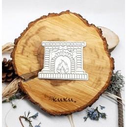 Фон-Коледна камина-022