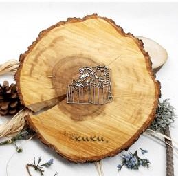 Коледни подаръци-Фон 0169