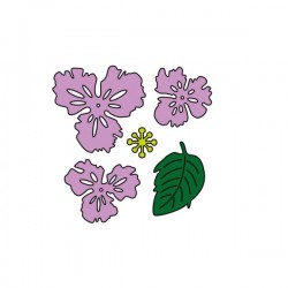 Дантелено цвете 1