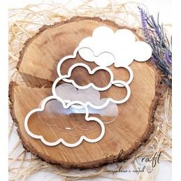 Шейкър заготовка,облаче,Ш024
