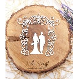 Арка,младоженци,0488