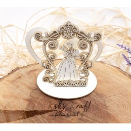 3DАрка с младоженци,0499