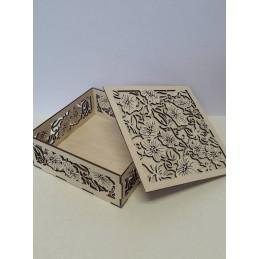 Квадратна кутия