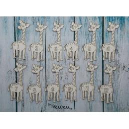 Фон-Жирафчета с цифри-0113